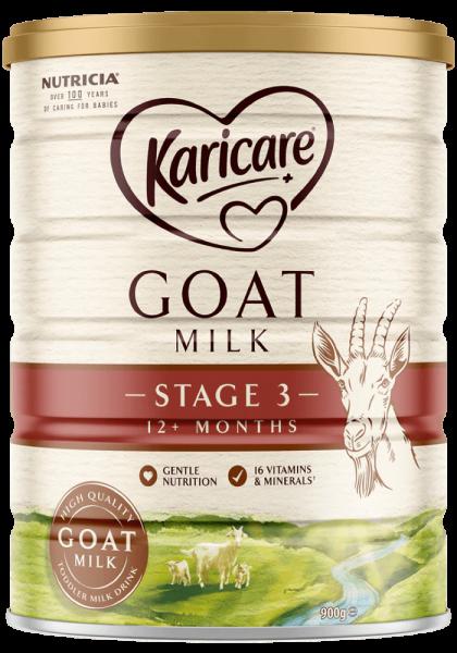 Sữa Dê Karicare 12+ tháng, Karicare Toddler Goat Milk Drink