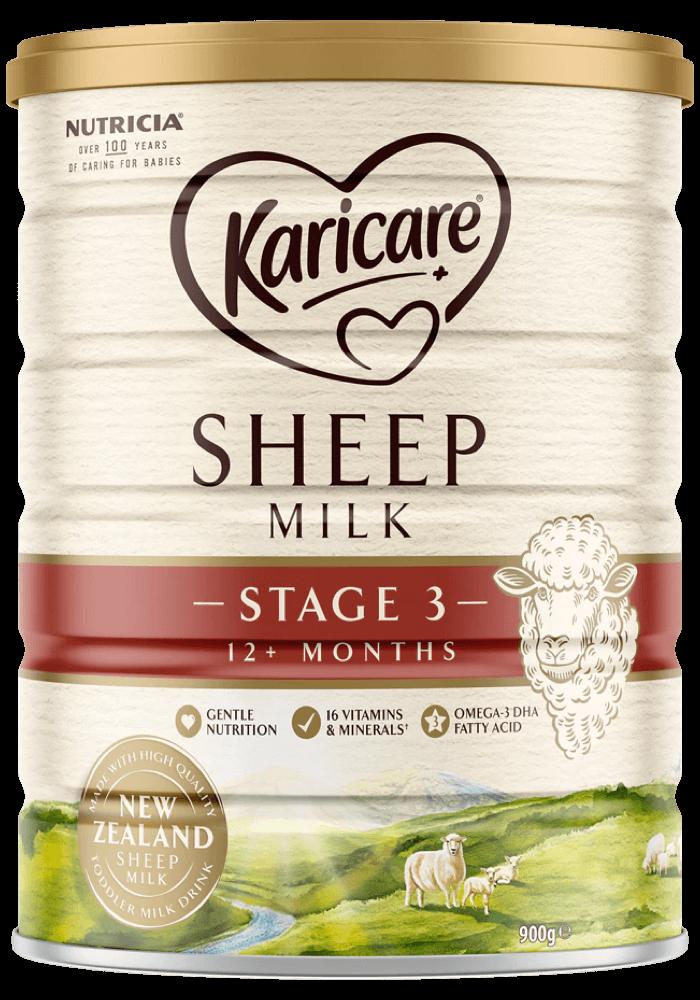 sữa cừu Karicare 12+ tháng