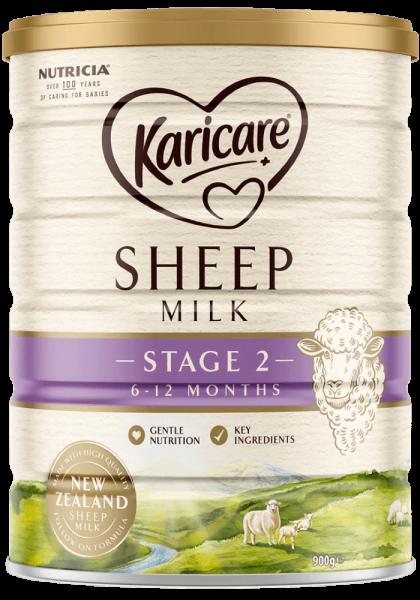 Sữa Cừu Karicare 6 - 12 tháng